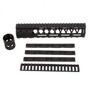 "Ergo SuperLite Modular Free Float Rail System 9"", M-Lok, Black - 4820-09-BK"