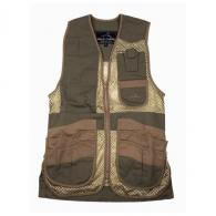 Peregrine Wild Hare Heatwave Mesh Vest Sage and Khaki, Right Hand, Youth Large - WH-425S-SK-RH-YL