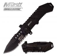Master Assisted 3.75 in Blade Aluminum Handle - MT-A928BK