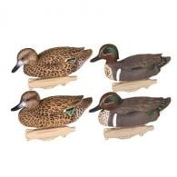 Flambeau Classic Green Wing Teal - 6 Pack - 8015SUV