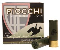 "Fiocchi 123ST152 Shooting Dynamics 12 GA 3"" 1-1/5 oz 2 Shot 25/Bx"