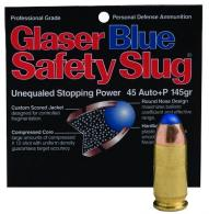 Glaser Silver 9X18MM Makarov 75 Grain Round Nose