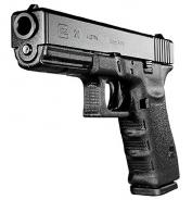 Glock 20 Full Size 10mm Auto Fixed Sights