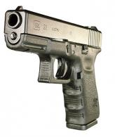 Glock 23 Compact .40 S&W 40 Adjustable Sights