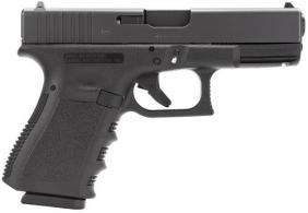 Glock 23 .40 S&W Steel Fixed Sights 10 Round