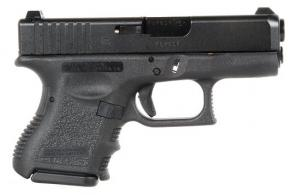 Glock 26 9mm Night Sights