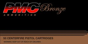 PMC .45 ACP 185 Grain Jacketed Hollow Point