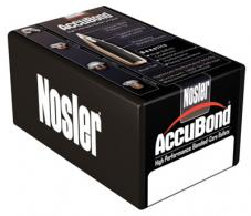 Nosler AccuBond 7MM Cal 140 Grain Spitzer 50/Box - 59992