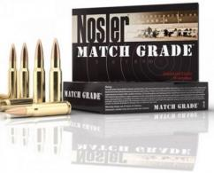 Nosler Match Grade .223 Remington 60 grain Ballistic Tip Ammo (20ct)