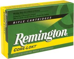 Remington Ammunition Core-Lokt 7mmX64 Brenneke Core-Lokt Poi - R7X641