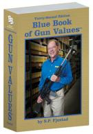 BLUE 32ND ED BLUE BOOK OF GUN VALUES - 1936120089