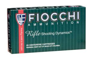 Fiocchi FULL METAL JACKET 308 Winchester (7.62 NATO) Pointed