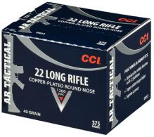 CCI Target/Plinking .22 LR  Copper Plated Round Nose 4 - 953