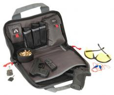 G*Outdoors 1308PC Double Pistol Case w/Quilted Tricot Lining - 1308PC