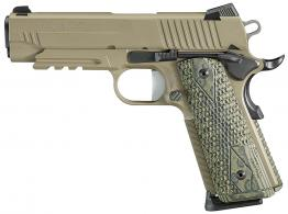 "Sig Sauer 1911CAR-45-SCPN 1911 Carry Scorpion 8+1 45ACP 4.2"" - 1911CAR45SCPN"