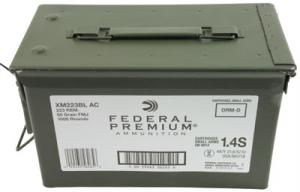 Federal XM 223 Remington/5.56 Nato Full Metal Jacket 55 GR 3