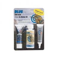 Blue Wonder BWGBLK2OZS Touch Up Refinishing Kit Refinishing  - BWGBLK2OZS