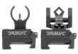 Troy TRYSSIGMCMSSBT00 Battle Sight Micro M4 Universal Black - TRYSSIGMCMSSBT00