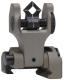 Troy DOARFFT00 Battle Sight Rear Di-Optic Aperture (DOA) Fol