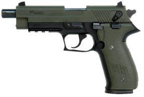 Sig Sauer MOS22ODTB Mosquito 22 LR 4 9 10 1 OD Green Synthe