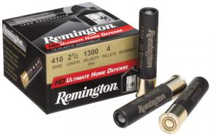 "Remington 413B000HD HD 410 UHD 410 ga 3"" 000 Buck Round"