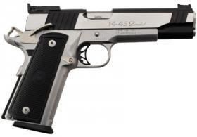 Para SX1445S 14 45 Ltd SA 45 ACP 5 14 1 Blk Syn Grip Blk SS