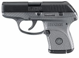 "Ruger 3722 LCP Carbon Fiber 6+1 380ACP 2.75"" Exclusive"