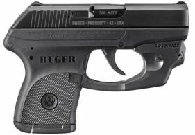 "Ruger 3718 LCP 6+1 380ACP 2.75"" w/ Lasermax Laser"