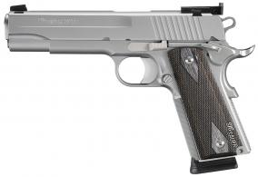 "Sig Sauer 1911-45-S-TGT-CA 1911 Target Stainless CA Compliant 8+1 .45 ACP 5"" - 191145STGTCA"