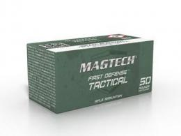 Magtech 300BlackA Rifle .300 Black  (7.62X35mm) 115 GR Flat Base Hol - 300BLKA
