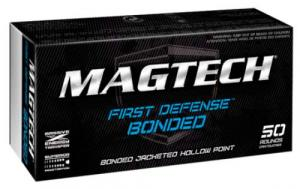 Magtech 40BONB First Defense 40 Smith & Wesson 180 GR JHP Bonded 50 Bx/20 Cs