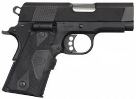 "Colt O7810DCT New Agent Series 7+1 45ACP 3"" w/ Crimson Trace - O7810DCT"