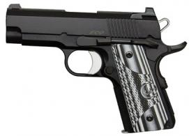 CZ-USA 01968 Dan Wesson 1911 ECO 8+1 9mm 3.5""