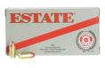 Estate Range 9mm Full Metal Jacket 115 GR 1150 fps 50 Rounds