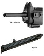 Beretta CX4 BOTTOM/SIDE RAIL KIT - E00270