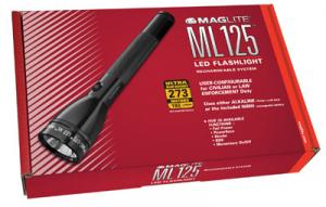 Maglite ML125SS014 ML125 Maglite LED Rechargeable Flashlight - ML125SS014