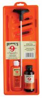 Hoppes PCO38B Pistol Cleaning Kit Steel Rod .38/.357/9mm Cla - PCO38B