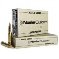 Nosler Trophy 308 Winchester (7.62 NATO) Custom Competition