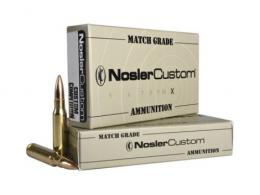 Nosler 60072 Trophy 308 Win (7.62 NATO) Custom Competition 1