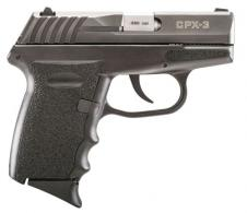 "SCCY Industries CPX-3 Double .380ACP 2.96"" 10+1 - CPX3CB"