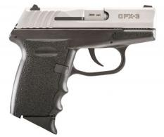 "SCCY Industries CPX3TT CPX-3 Double 380 Automatic Colt Pistol (ACP) 2.96"" 10+1 - CPX3TT"