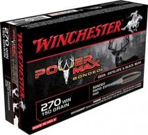 Winchester Ammo X2704BP Super X 270 Win Power Max Bonded 150 - X2704BP