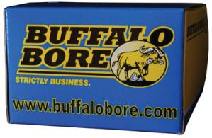 Buffalo Bore Ammo 14B/20 Handgun 44 Special Hard Cast 255 GR