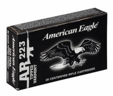 Federal Standard 223 Remington/5.56 Nato V-Max 50 GR 20 Roun