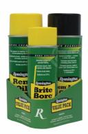 Remington 18156 Brite Bore Value Pack Cleaning Kit 3 Pack - 18156