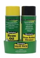 Remington 18154 Action Cleaner Rem Oil Value Pack - 18154