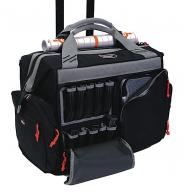 G*Outdoors 2215RB Rolling Range Bag Canvas Smooth Black - 2215RB