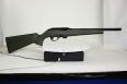 Remington 597 .22 LR  16 HTB OD SOFTTOUCH - 80914