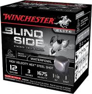"Win Ammo SBS12LHV2 BlindSide Waterfowl 12ga 3.5"" 1-3/8 oz - CASE"
