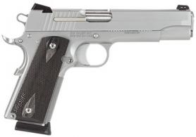 "Sig Sauer 1911-45-SSS-CA 1911 Stainless CA Compliant 8+1 45ACP 5"" - 191145SSSCA"